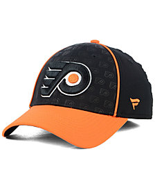 Fanatics Philadelphia Flyers Dual Speed Flex Stretch Fitted Cap