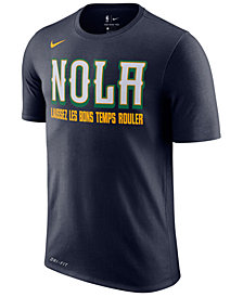 Nike Men's New Orleans Pelicans City Team T-Shirt