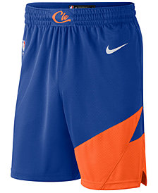 Nike Men's Cleveland Cavaliers City Swingman Shorts