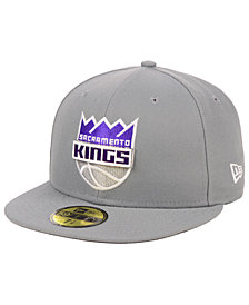 New Era Sacramento Kings Metal Mash Up 59FIFTY-FITTED Cap