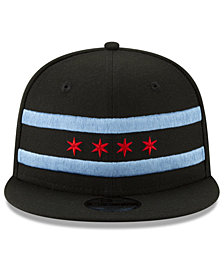 New Era Chicago Bulls City Series 2.0 9FIFTY Snapback Cap