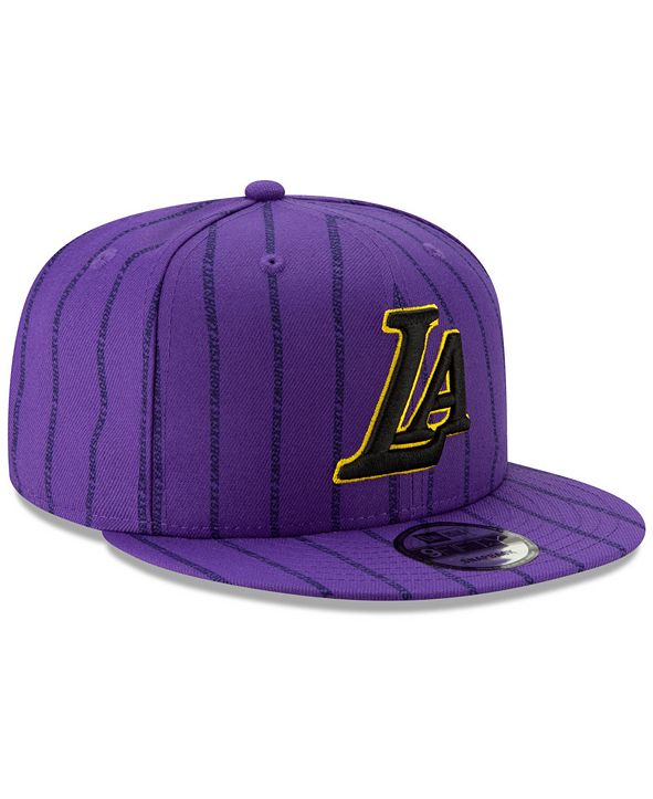 New Era Los Angeles Lakers City Series 2.0 9FIFTY Snapback Cap