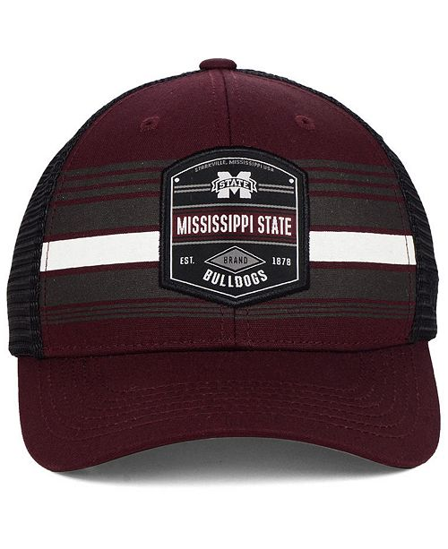 pretty nice 79acb 0e4b7 ... Top of the World Mississippi State Bulldogs Branded Trucker Cap ...