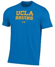 Under Armour Men's UCLA Bruins Performance Cotton T-Shirt