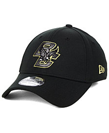 New Era Boston College Eagles Black Pop Flex 39THIRTY Cap