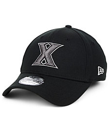New Era Xavier Musketeers Black Pop Flex 39THIRTY Cap