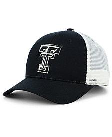 Zephyr Texas Tech Red Raiders Big Rig Mesh Snapback Cap