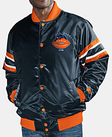 G-III Sports Men's Chicago Bears Retro Varsity Jacket
