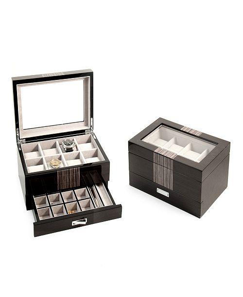 Bey-Berk Wenge Watch Box