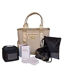 Jay Elle Breast Pump Bag 6 Piece Set