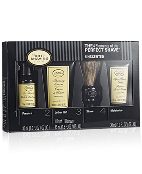 Art of Shaving The Mid Size Kit, Unscented