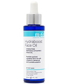 m-61 by Bluemercury Hydraboost Face Oil, 1-oz.