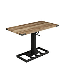 Ziaz Industrial Large Desk