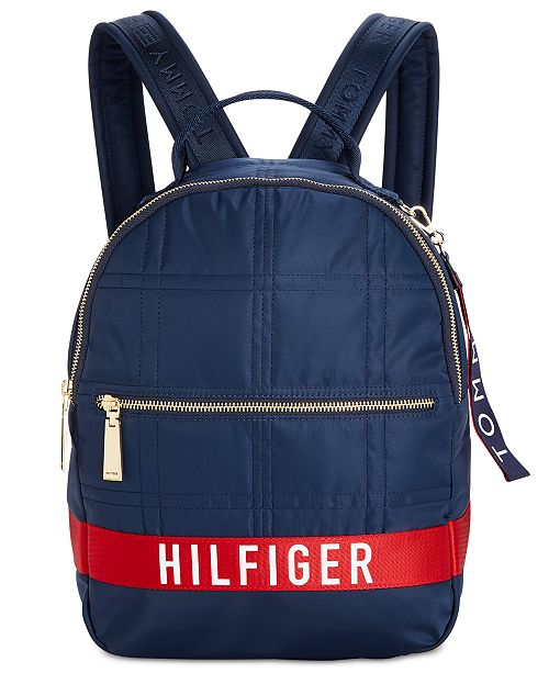 Tommy Hilfiger Malena Quilted Backpack