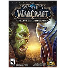 World of Warcraft: Battle For Azeroth, PC