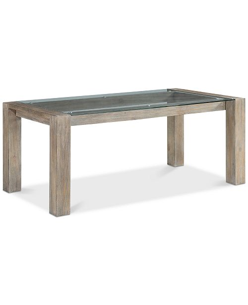 Furniture Closeout! Sava Dining Table, Created for Macy's