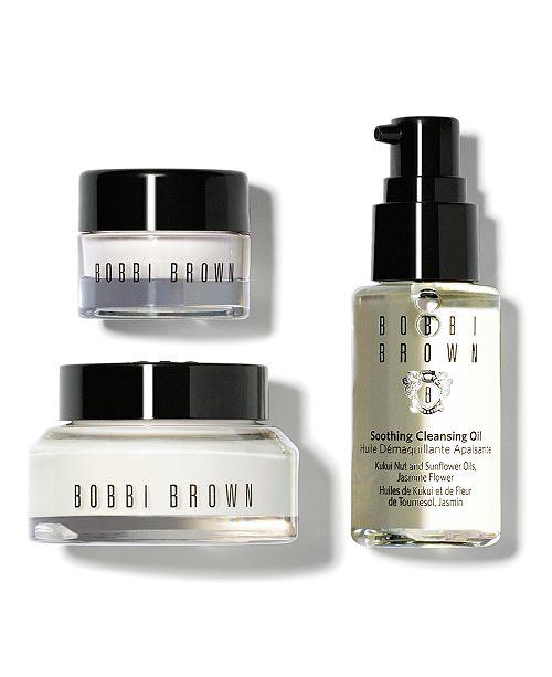 Bobbi Brown 3-Pc. Carry On Skincare Set