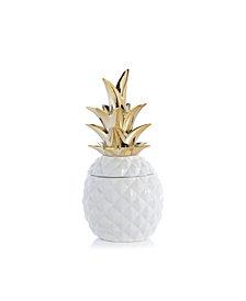 Shiraleah Small Pineapple Jar
