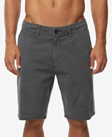 "O'Neill Men's Venture Over-Dyed 20"" Hybrid Shorts"