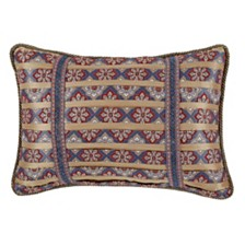 "Croscill Margaux Boudoir Decorative Pillow 19"" x 13"""
