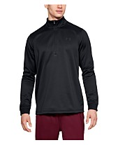 20f7a83fa Under Armour Men's Armour Fleece Half-Zip Top