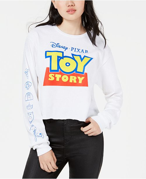 Mighty Fine Disney Juniors' Toy Story Graphic T-Shirt by Mighty Fine