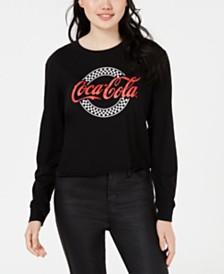 Love Tribe By Hybrid Juniors' Coca Cola Logo Graphic T-Shirt