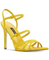 40cd8c38ae Nine West Gilficco Strappy Dress Sandals
