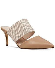 Nine West Meech Two-Piece Mules