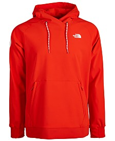 The North Face Men's Tekno Fresh Standard-Fit Performance Stretch Logo Hoodie