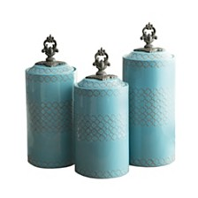 Jay Imports Canister, Set of 3