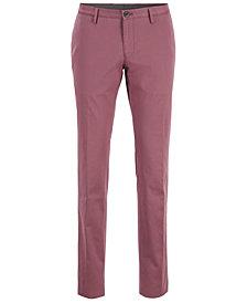 BOSS Men's Slim Fit Stretch Trousers