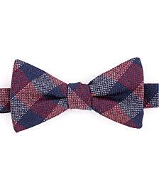 Tommy Hilfiger Men's Plaid Bow Tie