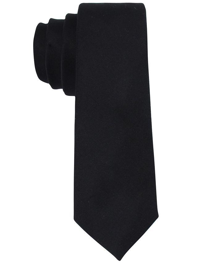 Calvin Klein - Tie, Skinny X Liquid Luxe Solid