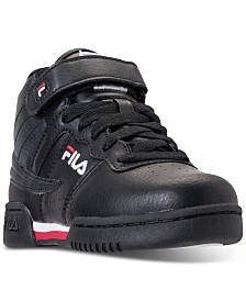Fila Little Boys' F-13 Athletic Sneakers from Finish Line
