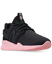 New Balance Women s 247 V2 Casual Sneakers from Finish Line e7999706c914