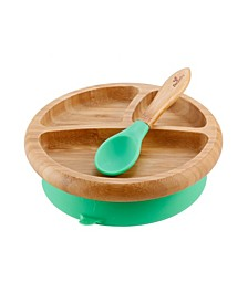 Bamboo Baby Plate and Spoon