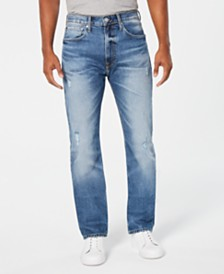 607649f00f6 Calvin Klein Jeans Men s Relaxed Straight-Fit Jeans