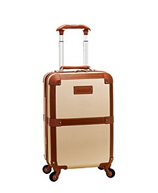 "Stage Coach 20"" Hardside Carry-On Spinner"