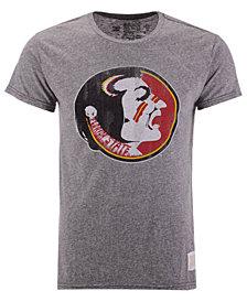 Retro Brand Men's Florida State Seminoles Retro Logo Tri-blend T-Shirt