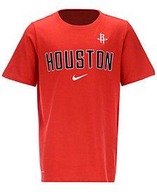 Nike Houston Rockets Facility T-Shirt, Big Boys (8-20)
