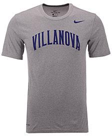 Nike Men's Villanova Wildcats Dri-Fit Legend Wordmark T-Shirt