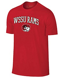 Men's Winston-Salem State Rams Midsize T-Shirt