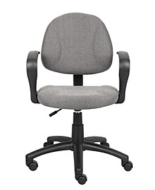 Deluxe Posture Chair W/ Loop Arms