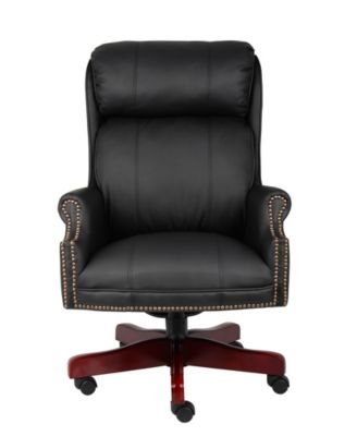 ... Boss Office Products Traditional Executive Chair ...