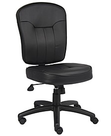 Posture Chair With Adjustable Arms