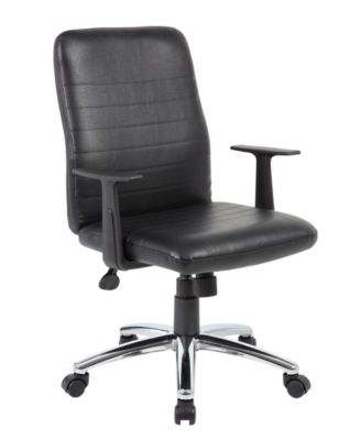 Bon ... Boss Office Products Retro Task Chair With T Arms ...
