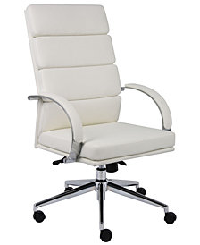 Boss Office Products Contemporary High Back Executive Chair