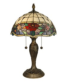 Malta Tiffany Table Lamp