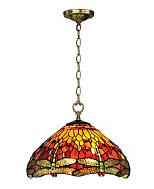 Reves Dragonfly Hanging Fixture